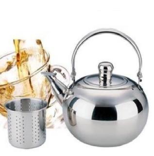 Bình lọc trà inox, Bình chiết trà inox an toàn thumbnail