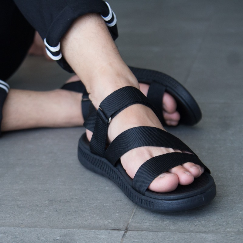 Giày sandal nam quai dù Facota V1 Sport HA01 sandal học sinh