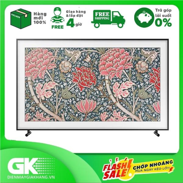 Bảng giá [Nhập ELMAY21 giảm 10% tối đa 200k đơn từ 99k]TRẢ GÓP 0% - Smart Tivi Samsung 4K 55 inch Khung Tranh (The Frame) 55LS03RA