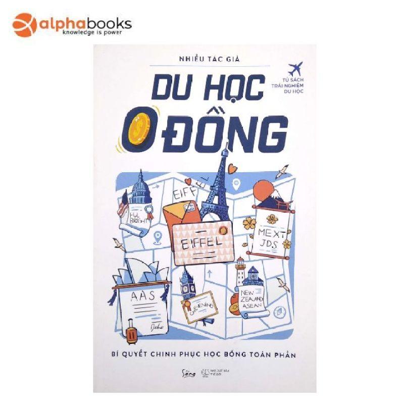 Sách Alphabooks - Du Học 0 Đồng