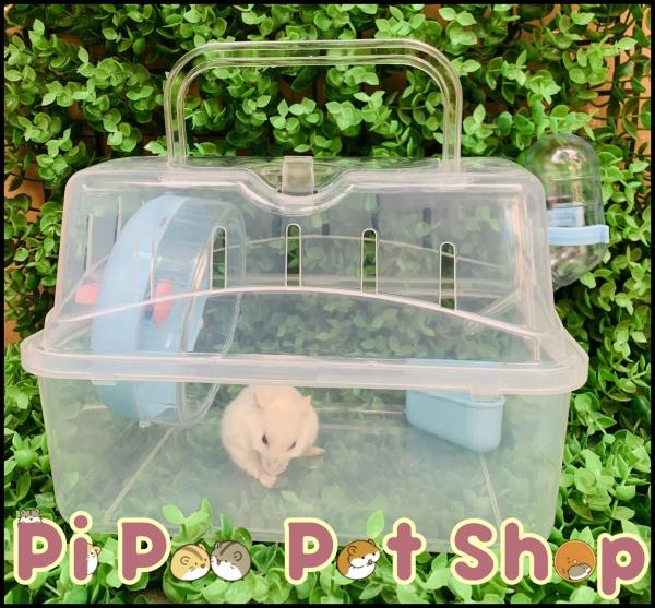 Lồng thủy tinh cho Hamster