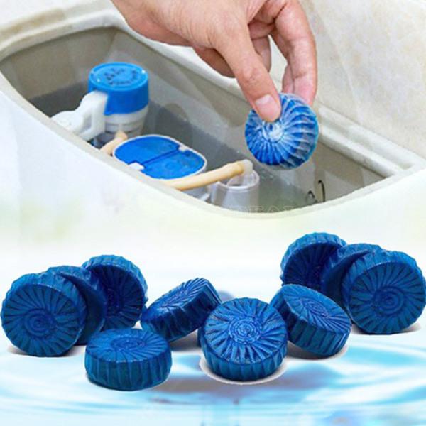 [FLASH SALE GIỜ VÀNG] Bộ 30 viên tẩy bồn cầu cực sạch và thơm mát, hạn chế sự sinh trưởng của vi trùng gây hại, khử mùi nhanh và lưu lại hương thơm dịu nhẹ