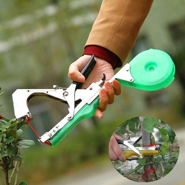 Dụng cụ buộc cành cây tự động tặng 01 cuộn băng buộc cành