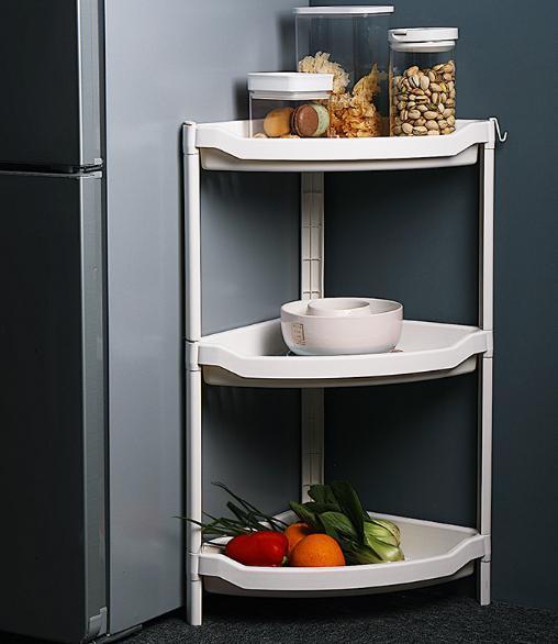 Kệ Nhựa Góc Phòng Tắm IKEA VESKEN Nhập Khẩu Cùng Giá Khuyến Mãi Hot