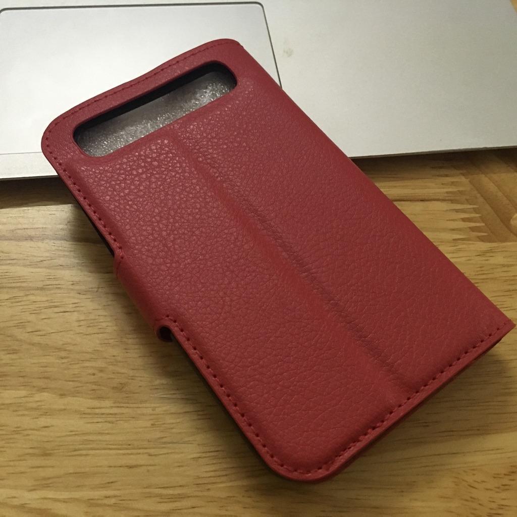 BlackBerry Classic Q20 - Bao da bảo vệ điện thoại chất liệu PU có ví