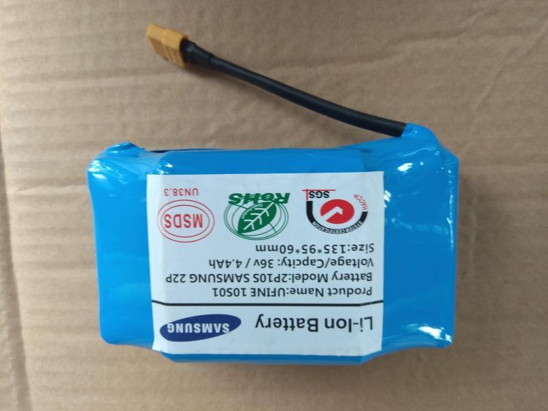 Giá bán pin 36v 4400ma samsung cho các loại xe diff cân bằng
