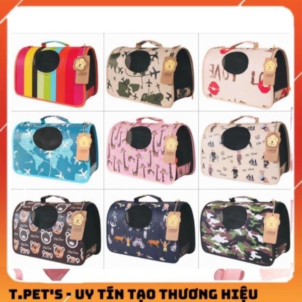 Túi vận chuyển chó mèo - túi vận chuyển thú cưng