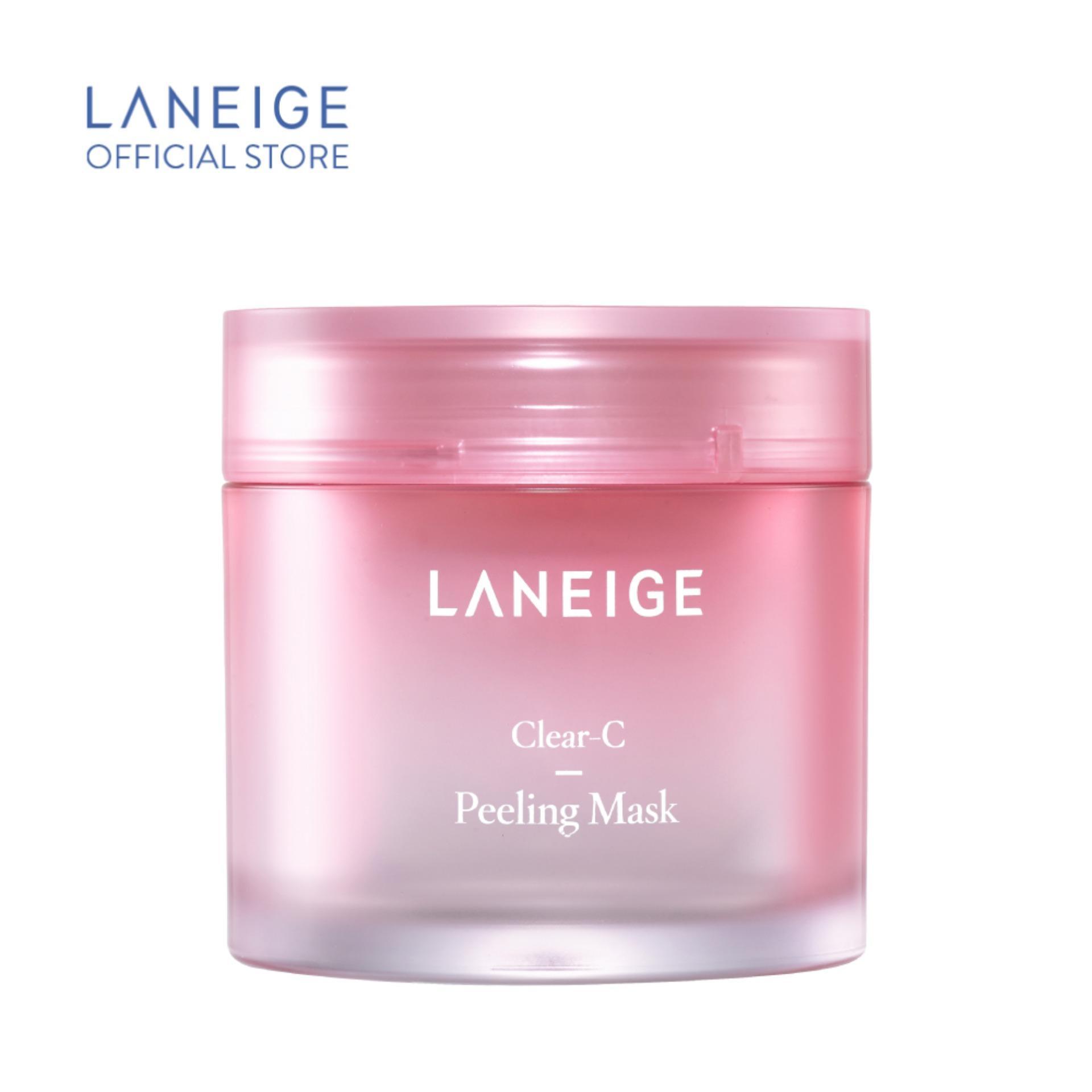 Mặt Nạ Tẩy Tế Bào Chết Dịu Nhẹ Cho Da Laneige Clear-C Peeling Mask 70ml