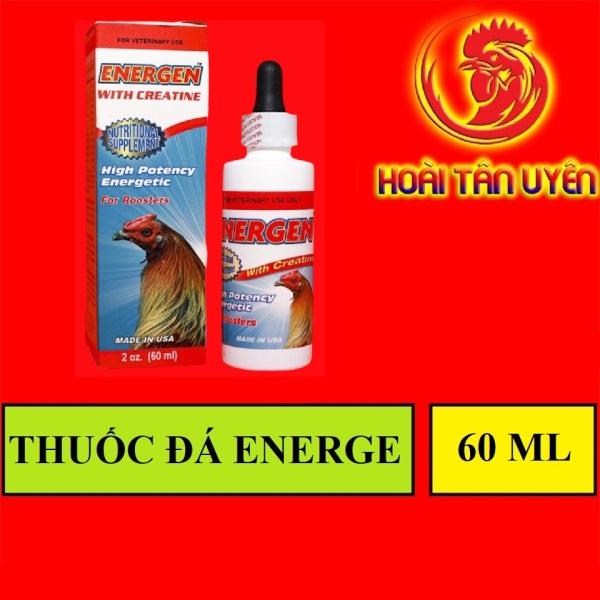 Vitamins Nuôi Cho Gà ENERGEN Chai 60ml