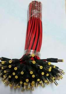 Bộ 5 dây nối Jack DC cho camera quan sát(dùng nguồn tổng) C32 thumbnail