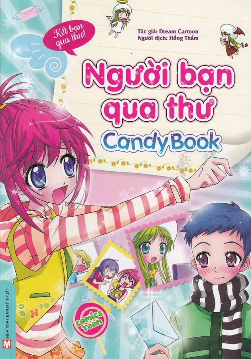 Mua [ Sách ] Candybooks - Người Bạn Qua Thư