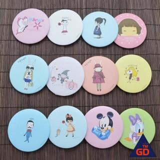 Gương mini dễ thương Hàn Quốc (1 cái) (GM01) Thông MinhĐa Năng thumbnail