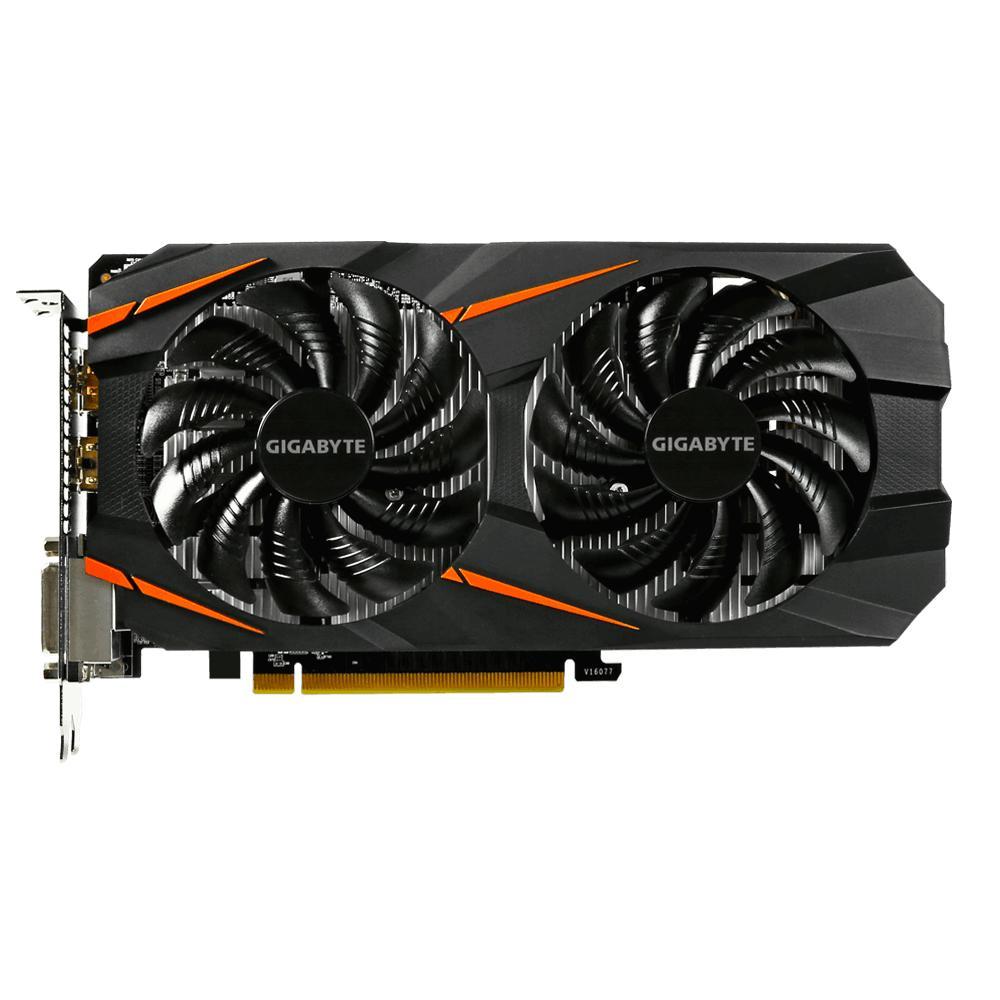 Giá Card VGA GTX 1060 6G DDR5 Gigabyte 2 Fan