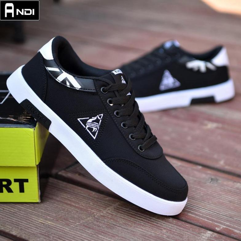 Giày Sneaker Nam Hàn Quốc 2019 - Giày Thời Trang - Giày Thể Thao - ANDI( TGT ) - GIÁ CỰC SỐC giá rẻ