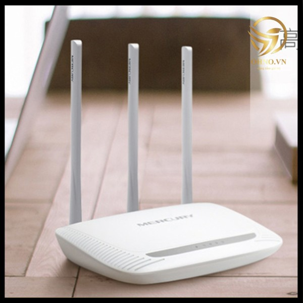 Bảng giá Bộ Thiết Bị Phát Wifi Mercury Mw 315R 3 Anten Cục Phát Sóng Wifi 3G 4G Tốc Độ Cao Ổn Định - Ohno Việt Nam Phong Vũ