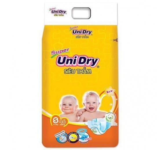 Tã dán Unidry S46 M42 L38 XL34 [Hồ Chí Minh]
