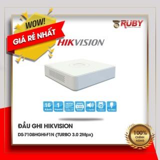 ĐẦU GHI DS-7108HGHI-F1 N (TURBO 3.0 2Mpx) thumbnail