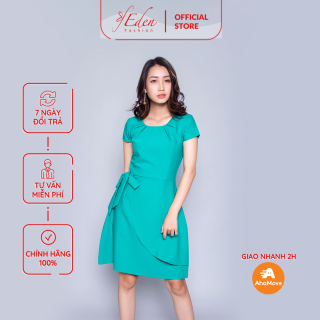 Đầm Suông Thời Trang Eden - D303 thumbnail