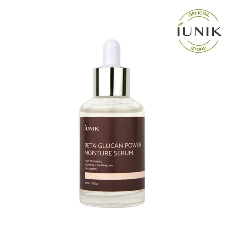 Tinh Chất Dưỡng Ẩm Beta Glucan IUNIK Beta Glucan Power Moisture Serum 50ml