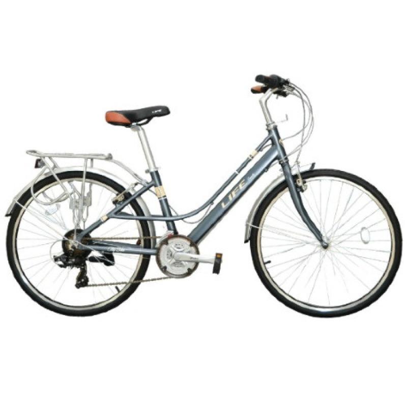 Phân phối Xe đạp thời trang City Bike Life Beauty 26