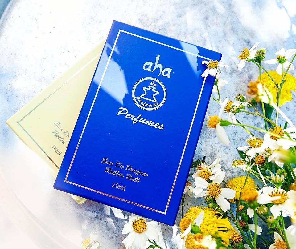 Set nước hoa tình yêu AHAPERFUMES AHA998 & AHA992 10ML