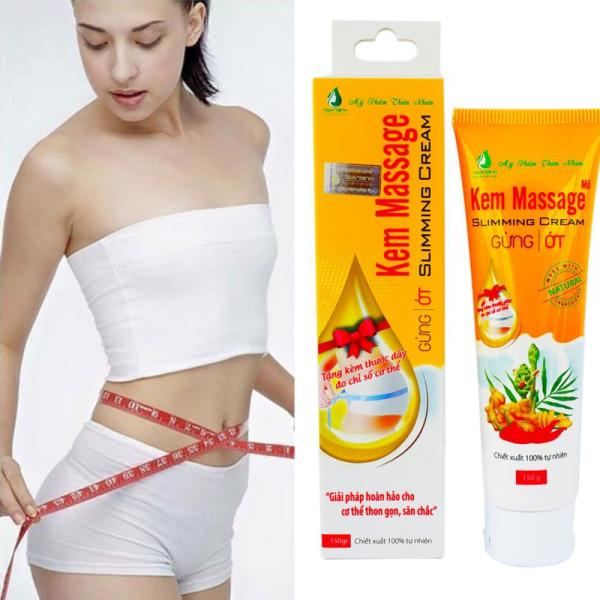 Kem Massage Tan Mỡ Gừng Ngân Bình (TẶNG QUÀ) nhập khẩu