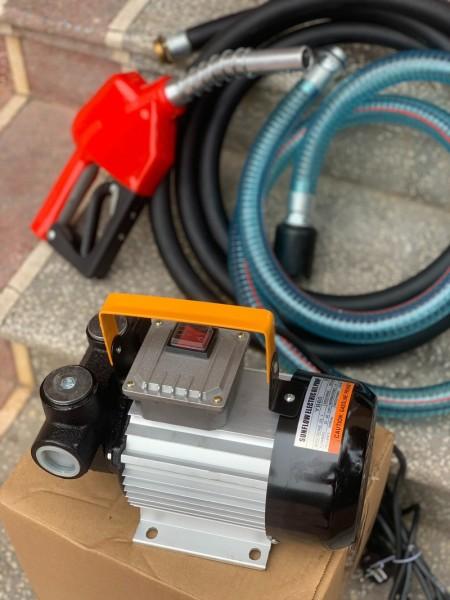 Máy bơm dâu nhớt dùng điện 220v
