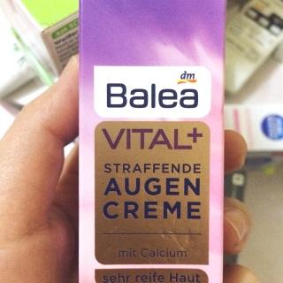 Kem dưỡng mắt chuyên sâu Balea Vital thumbnail