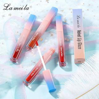 Son Lameila Velvet Lip Glaze nội địa Trung son lâu trôi son có dưỡng son môi đẹp son môi học sinh IW-SM13 thumbnail