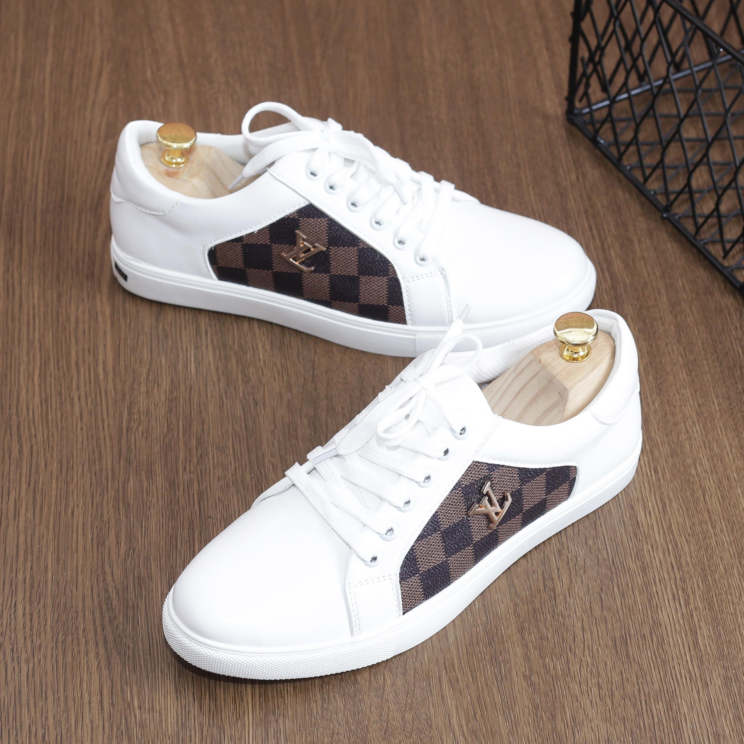 Giày sneaker,Giày sneaker nam thời trang xu hướng mới năm 2019 mã M31.Tặng tất lửa nano khử mùi