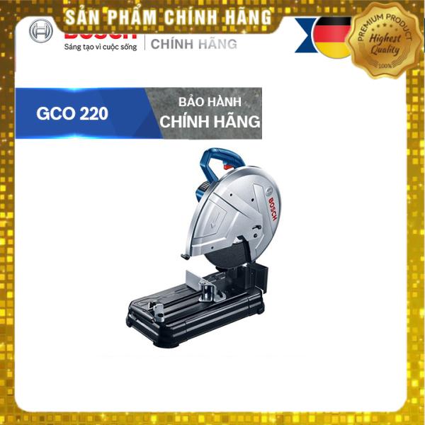 Máy cắt sắt Boch GCO 220