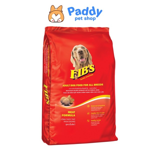 [1.5kg] Thức ăn hạt cho chó Fibs