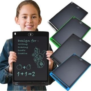 Máy tính bảng viết LCD LCD 4,4 8,5 10 12 inch Bảng vẽ điện tử cho trẻ em Người lớn Bảng chữ viết tay Bảng vẽ Doodle + Bút cho văn phòng trường học (một màu) Dũng thumbnail