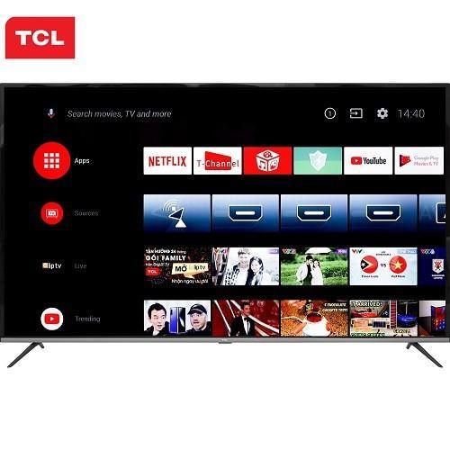 Smart Tivi TCL 65 inch 4K UHD L65P8-UF