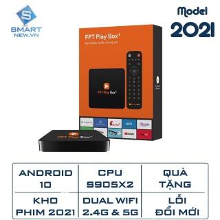 Android tv box FPT Play box 2020 - Điều khiển giọng nói - Gói truyền hình VIP - Android 10 thumbnail