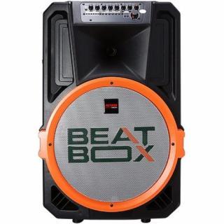 [Trả góp 0%]Loa kéo tích hợp đầu Karaoke Wifi Acnos Beatbox KB39U (Đen) thumbnail
