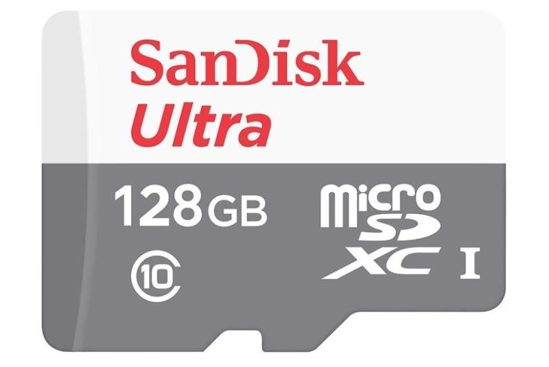 Thẻ Nhớ Sandisk Micro SDXC Ultra 128GB (80MB/s)