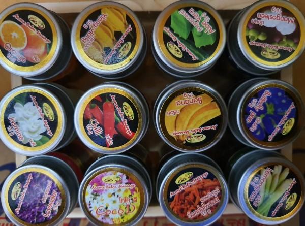 12 Chai dầu cù là aroma balm massage với 12 mùi hương hàng nội địa chính hãng thái lan 20 gam giá rẻ