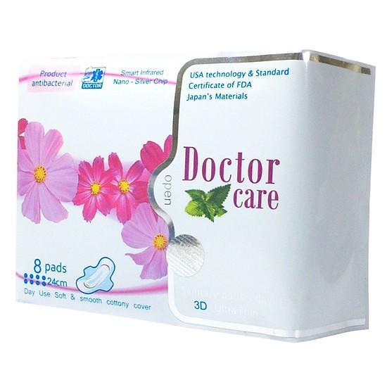 Băng vệ sinh thảo dược DoctorCare dùng ban ngày