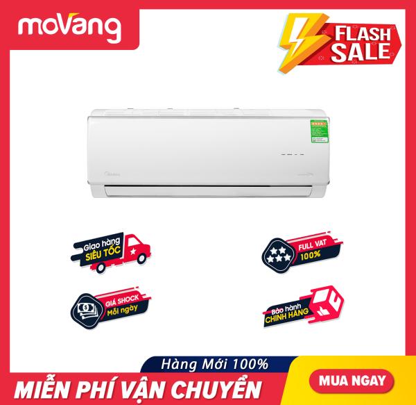 Bảng giá Máy lạnh Midea Inverter 1 HP MSAFA-10CRDN8 - Công suất làm lạnh 9.500 BTU, Chế độ làm lạnh nhanh Turbo
