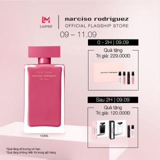 Nước hoa nữ Narciso Rodriguez Fleur Musc For Her Eau De Parfum 100ml thumbnail