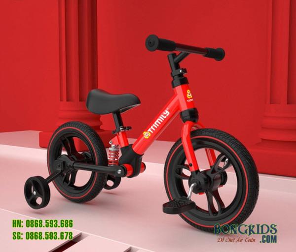 Giá bán Xe 4 in 1 cao cấp cho bé đẩy chân - đạp - thăng bằng TF01A