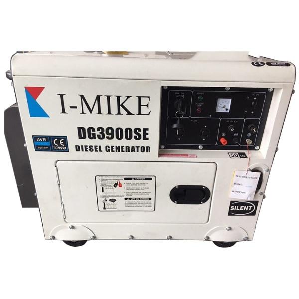 Máy Phát Điện Chạy Dầu 3Kw I-MIKE DG3900SE