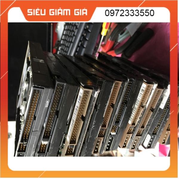 Bảng giá Ổ Cứng HDD Máy tính PC chuẩn ATA chân cắm IDE 80Gb Phong Vũ