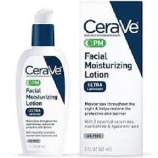 [HÀNG MỸ] Kem Dưỡng Ẩm CeraVe Facial Moisturizing Lotion PM thumbnail