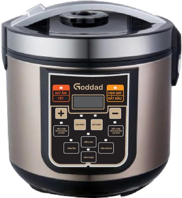Nồi cơm điện tách đường Goddad GD-368