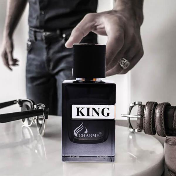 NƯỚC HOA NAM KING 60ML - MẠNH MẼ nhập khẩu