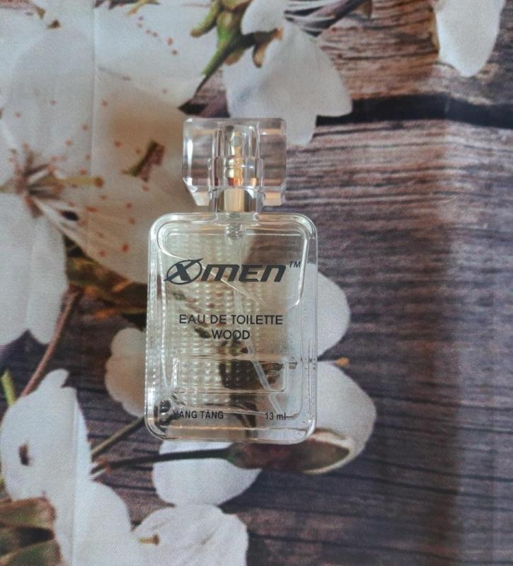 Nước hoa mini Xmen Wood 13ml- Hương thơm nam tính lịch lãm nhập khẩu