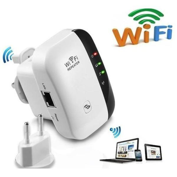 Bảng giá Bộ thu phát wifi Repeater Wireless-N 300M chuẩn Phong Vũ
