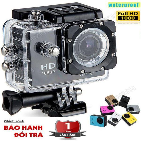 Camera hành trình 4K - Camera Hành Trình 1080 Sports - Camera hành trình chống nước - camera hành trình xe máy phượt bảo hành uy tính